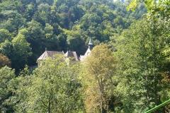 Sanctuaire Notre-Dame de Dusenbach - English:   Le pèlerinage de Dusenbach dans un écrin de verdure