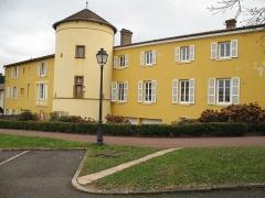 Maison forte - Français:   Maison Forte de Vourles dans le Rhône