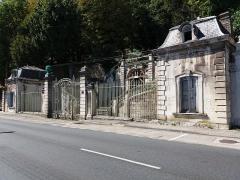 Domaine de Bellerive - Français:   Vue d\'ensemble.
