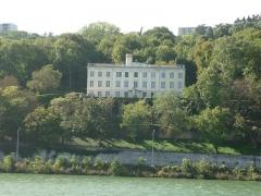 Domaine de Bellerive -  Vue sur le Château de Bellerive, 2010