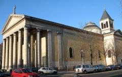 Eglise Saint-Pothin - Deutsch: Kath. Kirche Saint Pothin in Lyon, Frankreich