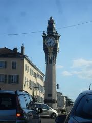 Horloge monumentale -  l'Horloge