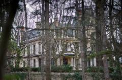 Villa et jardin Bagatelle - Français:   Villa et jardin Bagatelle, 70 rue de Selettes 56 côte Carmagnac (Inscrit, 2009)