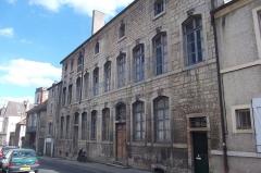 Maison Ebaudy de Rochetaillé - Français:   La maison Ebaudy de Rochetaillé de Vesoul (Haute-Saône, Franche-Comté)
