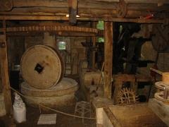 Ancienne huilerie -  Ancien moulin à huile (Haute Saone 70 - Franche Comté - France)