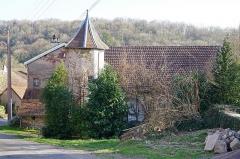 Maison Gaudy - Français:   La maison Gaudy à Granges-le-Bourg.