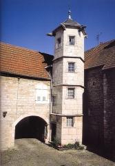 Hôtel dit de Simon Renard - English: Tower of Simon Renard at Vesoul