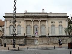 Musée Vivant Denon - English: View of musée Vivant-Denon in Chalon sur Saône, Saône-et-Loire, Bourgogne, France.
