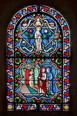 Eglise Saint-Fraimbault et Saint-Antoine - Chapelle Notre-Dame des Vertus - La Flèche, Sarthe