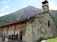 Eglise, chapelles et oratoires - Bessans - Chapelle Saint-Antoine