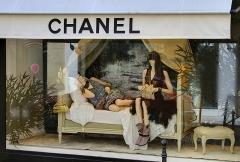 Ancien appartement de Gabrielle Chanel (dite Coco Chanel), sis dans l'immeuble 31, rue Cambon - English: Chanel Cambon, 31 Rue Cambon, 75001 Paris, France.