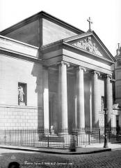 Église Saint-Denis-du-Saint-Sacrement -