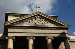 Église Saint-Denis-du-Saint-Sacrement -  katholische Pfarrkirche Saint-Denys-du-Saint-Sacrement in Paris (3. Arrondissement)