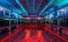 Piscine -  A surprising public pool built in the 1920's, located in the 5th arrondissement near Saint Germain des Près.