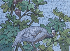 Collège Sainte-Barbe - Italian mosaicist