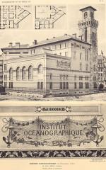 Institut océanographique - English: Oceanographic institut