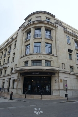 Maison de la Mutualité ou Palais de la Mutualité -  Maison de la Mutualité @ Paris