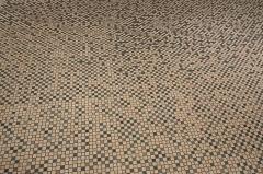 Ancienne piscine Lutetia - Deutsch: Ehemaliges Schwimmbad (Piscine Lutetia), 17, rue de Sèvres im 6. Arrondissement von Paris, 1935 von dem Architekten Lucien Béguet gebaut, seit 2010 Verkaufsraum von Hermès, Fliesen