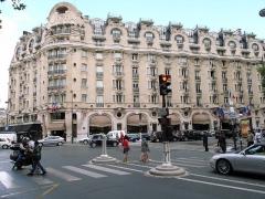 Hôtel Lutétia -  Lutetia Hotel (1907-11) by Louis Boileau and Henri Tauzin
