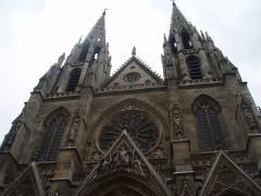 Basilique Sainte-Clotilde et Sainte-Valère -  Basilique Sainte-Clotilde