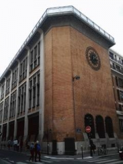 Central téléphonique et Poste - Français:   Central téléphonique \