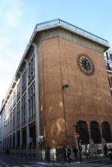 Central téléphonique et Poste - Deutsch:   Central téléphonique Provence in Paris, 15-17 rue du Faubourg-Poissonnière