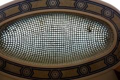 Central téléphonique et Poste - Deutsch:   Central téléphonique Provence in Paris, 15-17 rue du Faubourg-Poissonnière, Vordach des Eingangs