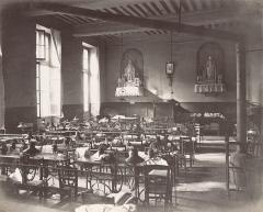 Ancienne prison Saint-Lazare, devenue hôpital Saint-Lazare -