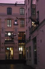 """Ancienne fabrique d'instruments de musique """" Gautrot-Couesnon """", actuellement immeuble de l'Union Fraternelle des Métallurgistes -  rue Jean-Pierre Timbaud, Paris"""