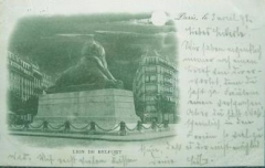 Monument du Lion de Belfort -