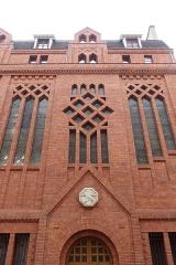 Couvent de franciscains dit Saint-François -  Chapelle et couvent des Frères Franciscains @ Paris