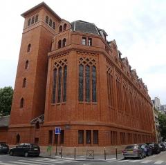 Couvent de franciscains dit Saint-François - Français:   Couvent Saint-François de Paris - Paris XIV