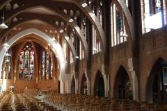 Couvent de franciscains dit Saint-François - Deutsch: Kapelle des Couvent des Franciscain in Paris (7 rue Marie-Rose im 14. arrondissement), Innenansicht