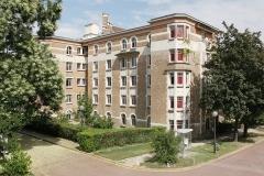 Cité internationale universitaire : Fondation des Etats-Unis - English: Fondation des Etats-Unis in Paris