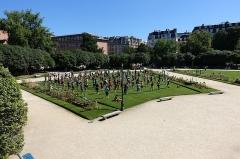 Square Saint-Lambert -  Exercice @ Square Saint-Lambert @ Paris