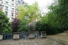 Square Saint-Lambert -  Rain @ Square Saint-Lambert @ Paris