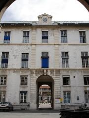 Hôpital Necker - Enfants malades -  Hopital Necker, Rue de Sevres, Paris, France