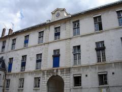 Hôpital Necker - Enfants malades -  Laennec memorial, Necker Hospital, Paris, France
