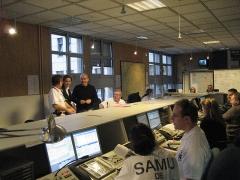 Hôpital Necker - Enfants malades - English: Medical Regulation Room of Samu of Paris
