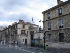 Hôpital Necker - Enfants malades - Italiano: Ospedale di Parigi dove Laennec lavora ed inventa lo stetoscopio
