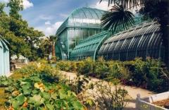 Jardin fleuriste municipal -  Paris Jardin des serres d'Auteuil