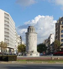 Place de la porte de Saint-Cloud -  Place de la Porte de Saint-Cloud @ Paris