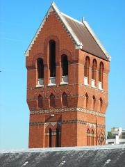 Eglise Saint-Michel dite des Batignolles -  Église Saint-Michel des Batignolles
