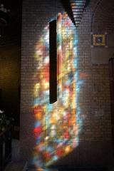 Eglise Saint-Michel dite des Batignolles -  Light @ Stained glass @ Église Saint-Michel des Batignolles @ Paris   Église Saint-Michel des Batignolles, 3 Place Saint-Jean, 75017 Paris, France.