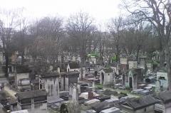 Cimetière Montmartre - Français:   Cimetière de Montmartre