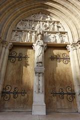 Église Saint-Jean-Baptiste-de-Belleville -  Eglise Saint-Jean-Baptiste de Belleville @ Paris 19  Saint-Jean-Baptiste-de-Belleville, 139 Rue de Belleville, 75019 Paris, France.