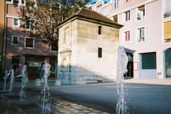 Eaux de Belleville - Fontaine du Pré Saint Gervais