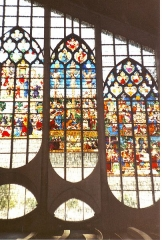 Eglise Sainte-Jeanne-d'Arc -  Church of Jeanne d\'Arc in Rouen, France