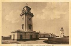 Phare de la Hève -  Sainte-Adresse (Seine-Maritime - France): phares de la Hève