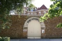 Ancienne prison - Deutsch: ehemaliges Gefängnis in Coulommiers im Département Seine-et-Marne (Île-de-France)